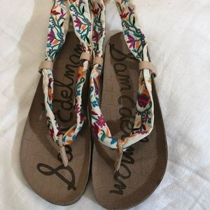 """399e2a93ac56 Sam Edelman Shoes - NIB Sam Edelman Women """"Kelby"""" Gladiator Sandal 6M"""
